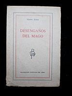 Manuel Scorza. DESENGAÑOS DEL MAGO