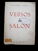 Nicanor Parra - Versos de Salón