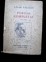 CESAR VALLEJO. Poesías Completas