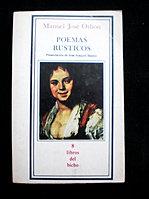 MANUEL JOSE OTHON. Poemas Rústicos