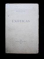 MANUEL GONZALEZ PRADA. Exóticas