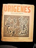 Revista ORIGENES Edición Verano 1949