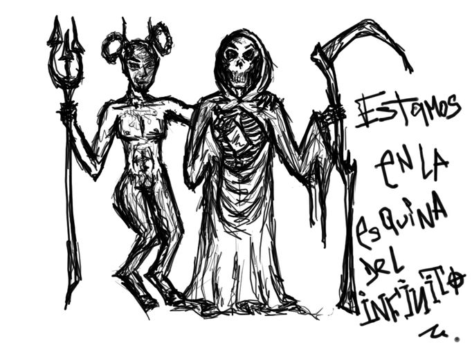Balada del Diablo y la Muerte