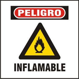 Resultado de imagen para peligro inflamable