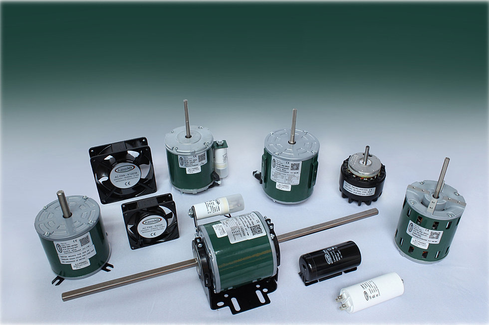 Kingdom products ltd supply of replacement electric motors for West coast electric motors