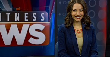Sabrina Santucci Broadcast Journalist