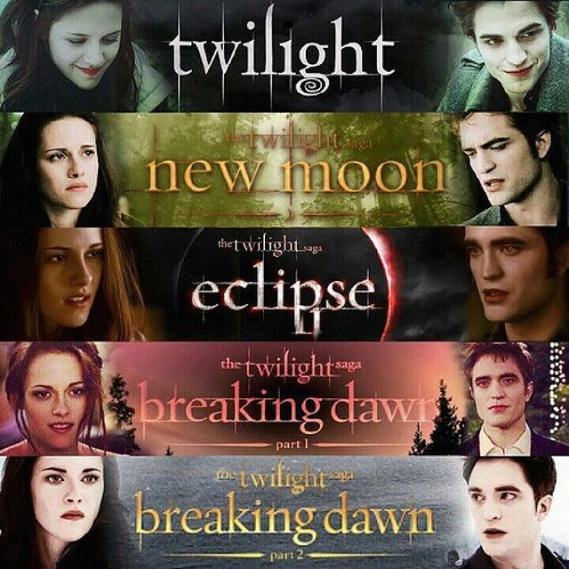 Twilight (The Twilight Saga, Book 1) Book Review and ...