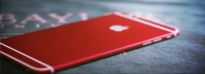 Purchases Of New RED IPhone Help Fight Spread Of AIDS