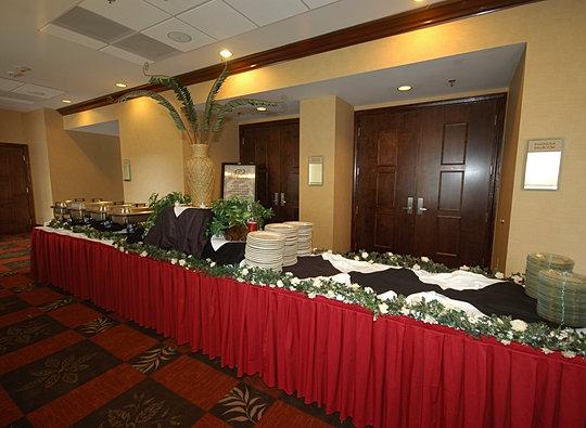 Gateway Convention Center Banquet