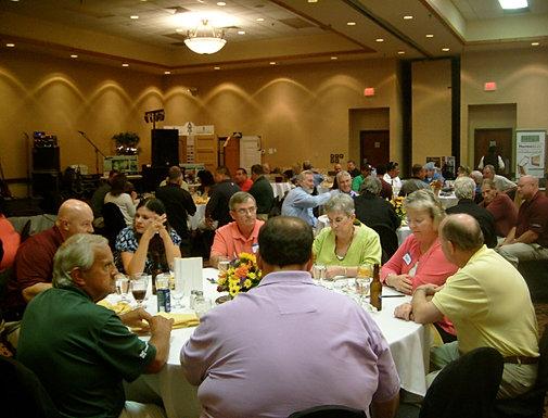 Huttig Event Banquet