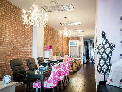 The v spot nail spa hoboken nail spa for A spot nail salon