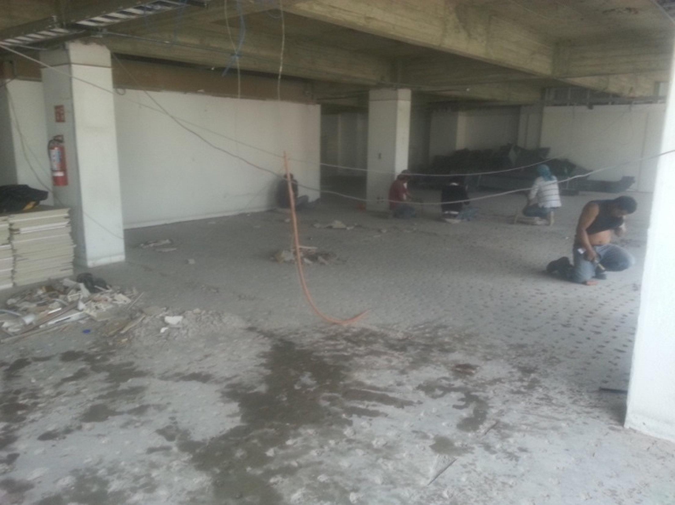 Arquitecto julio diaz proceso de obra 1 for Remodelacion oficinas