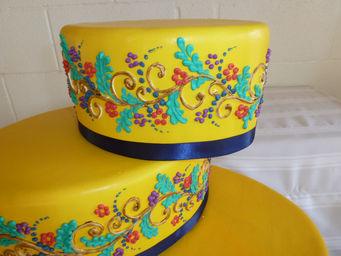 Cake Art Cake Flavours : A Cake Odyssey: Santa Fe, New Mexico Cakes