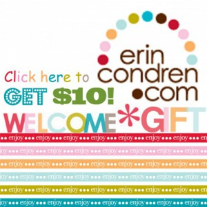 Erin Condren Life Planners & More – I'm Obsessed! Get $10 off your first purchase!!