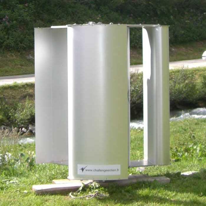 Eolienne 31 vente installation eolienne domestique panneaux solaires - Mini eolienne verticale ...