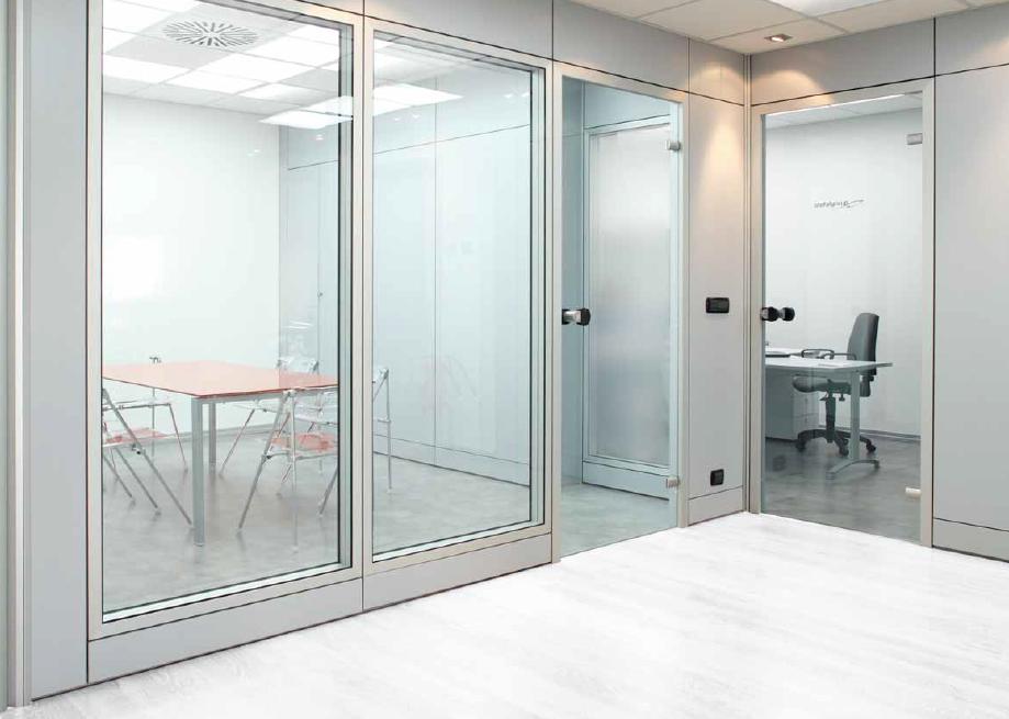 Style office sistemas modulares mobiliario y muebles de for Divisiones de oficina
