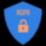 Logo RGPD protection de vos données personnelles