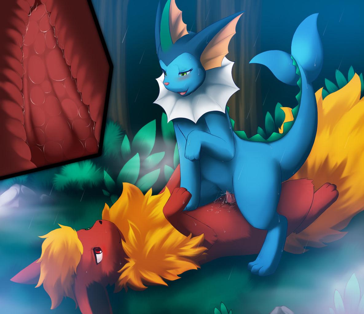 Pokemon snap xxx shemale version - 1 6