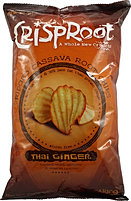 Cassava Root Chips - Ep 104
