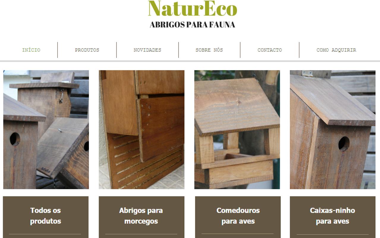 Natur.Eco - abrigos para fauna | Wix.com