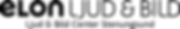 Elon logo Ljud & Bild svart PNG.png