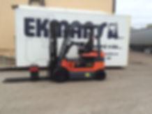 truckar, begagnade truckar, truckförarutbildning