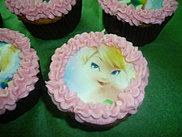 Cupcake Tinkerbell
