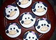 Cupcakes Vaquita