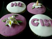 Cupcakes con mensaje 3