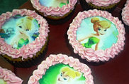 Cupcakes Tinkerbell