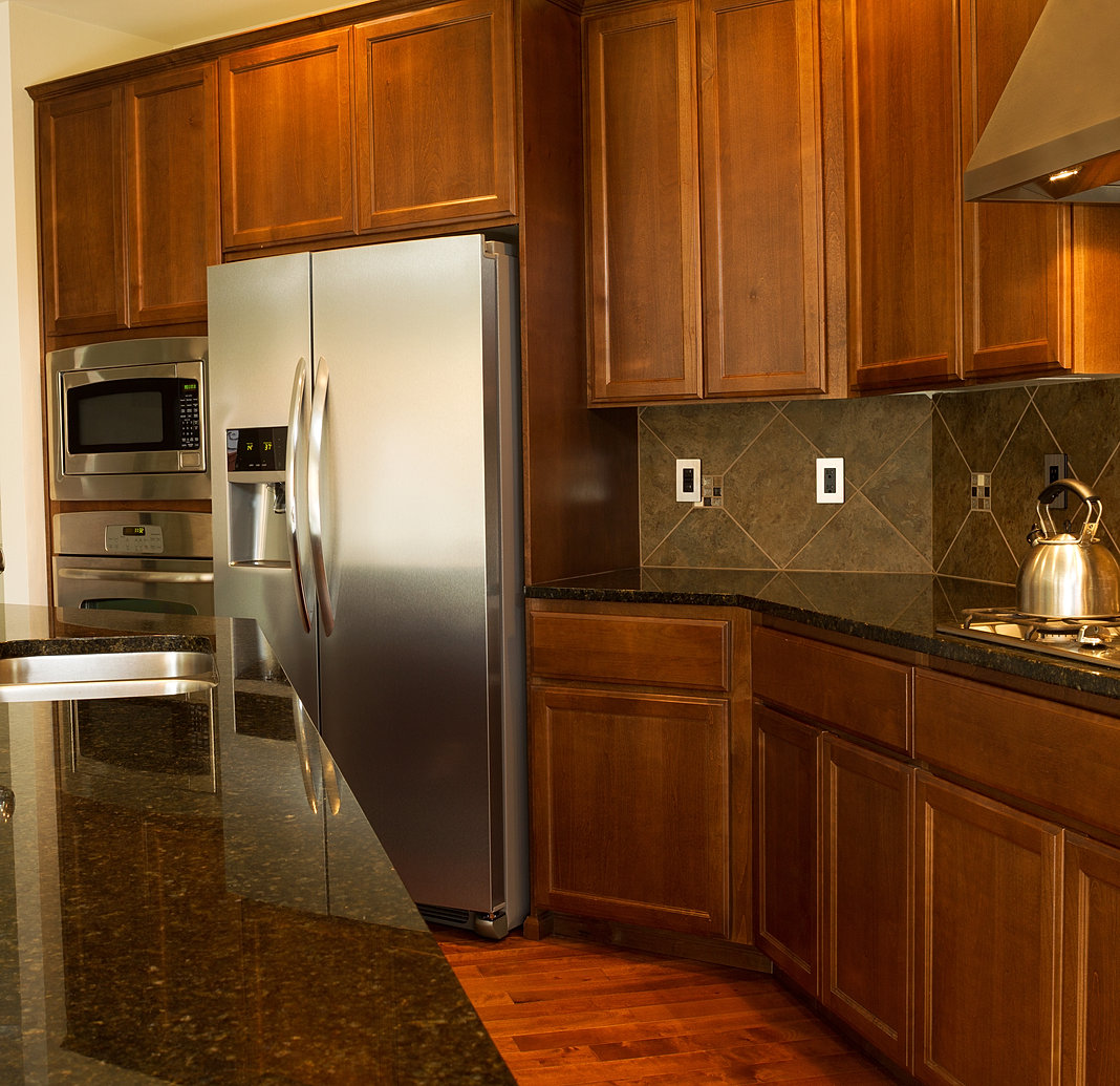 Utah kitchen cabinet refacing refinishing prestige design for Kitchen cabinets utah