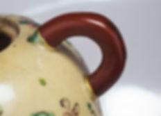 kintsugi, кинцуги, чайница, hiramon, ручка