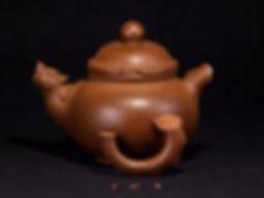 ремонт посуды, кинцуги, kintsugi, чайник, глина, золото, керамика, дракон