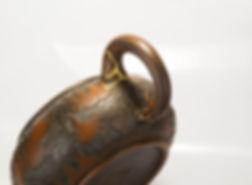 кинцуги, kintsgui, чайник, золото