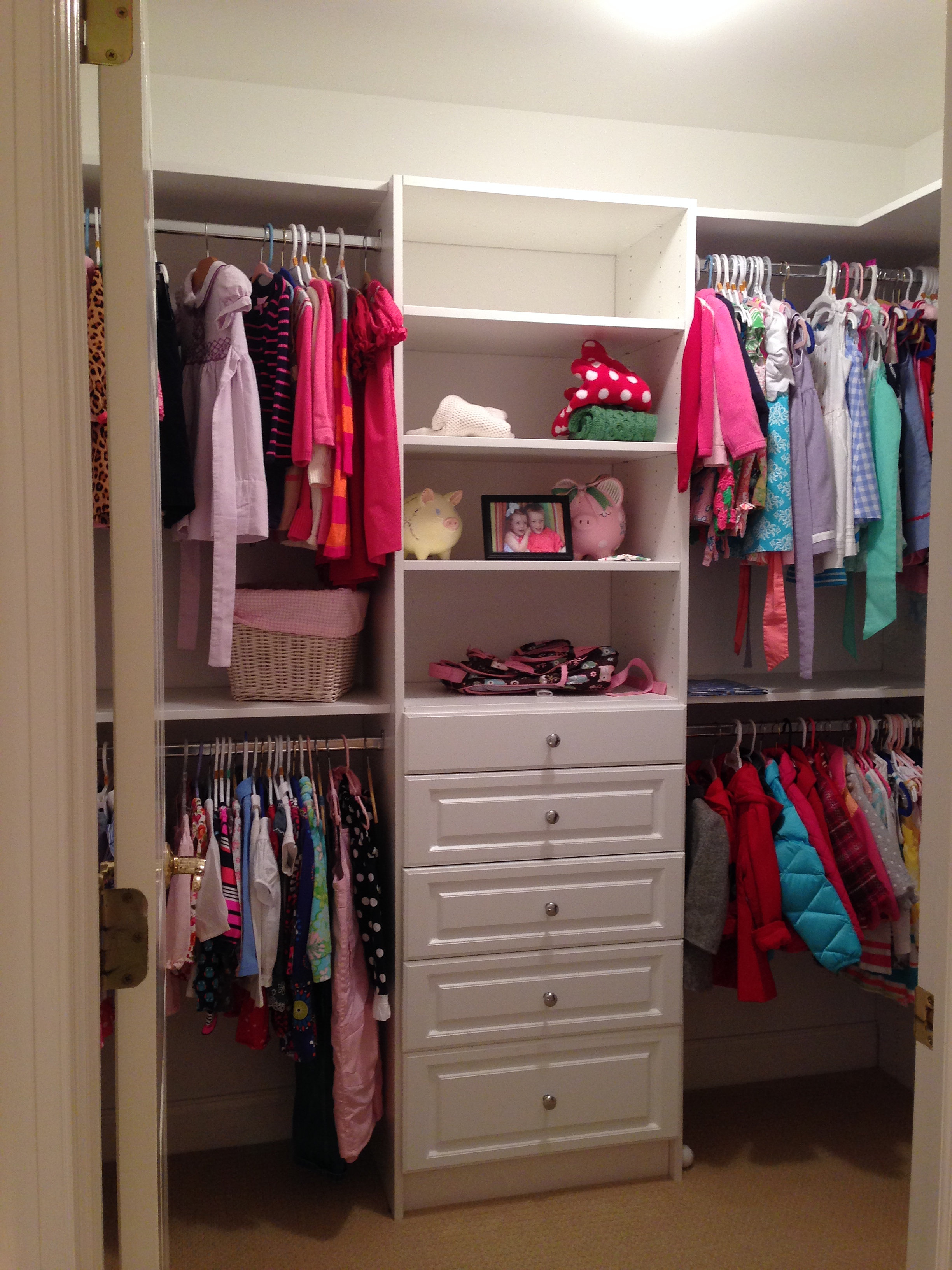 Amazing Custom Closets Custom Closets Nj Kids Closet