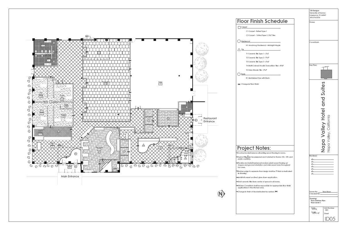Finish Floor Plan Part - 26: Floor Finish Plan