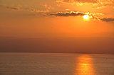 Amanecer en Galilea