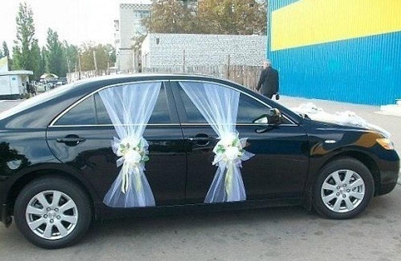 Мастер класс украшение на авто