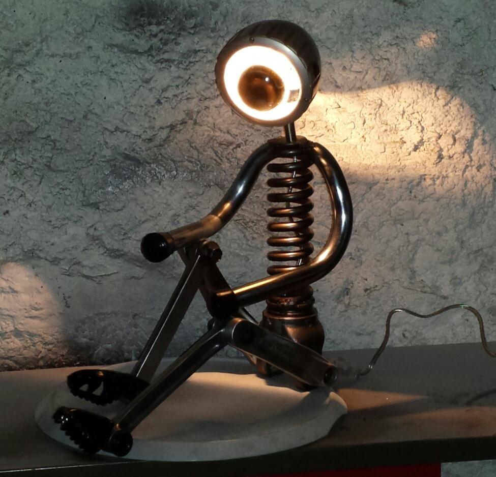 Akrogaz creations createur lampes horloges mobilier unique - Mobilier unique avis ...