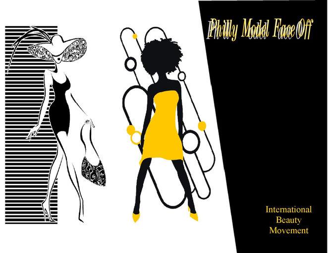 Phiilly Model Face Logo Brand Poster-001.jpg