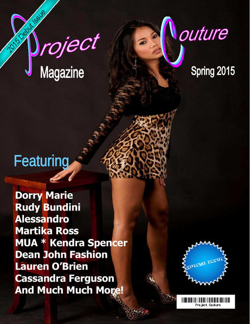 Project Couture Magazine Promo Cover 8 Spring 2015.jpg