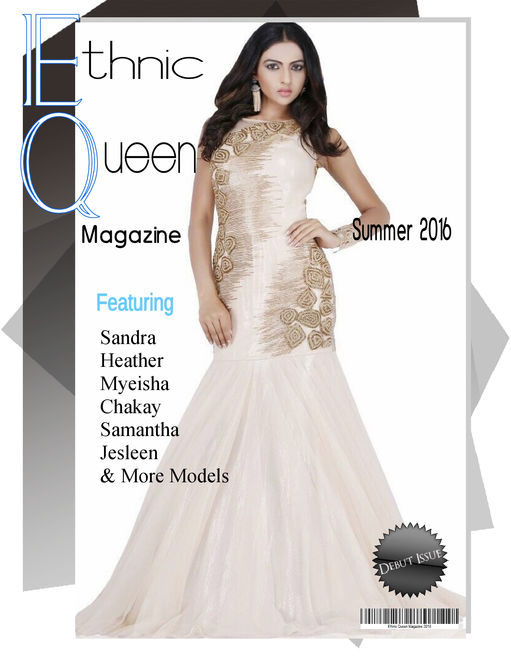 Ethnic Queen Magazine Summer 2016 Debut Issue release cover.jpg