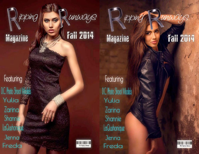 2014 Fall  ripping runways cover model poster.jpg