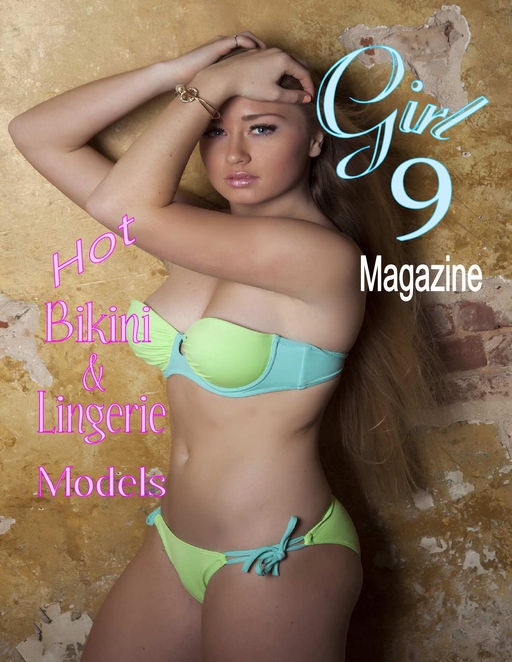 Girl 9 Model 2014 Magazine Cover 4.jpg
