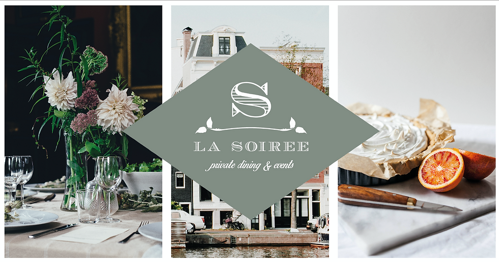 La Soiree Banner_Private Dining Amsterda