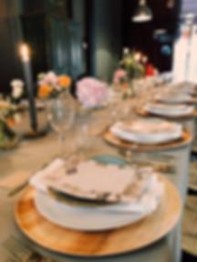 Dinner Claartje Rose 2018.png