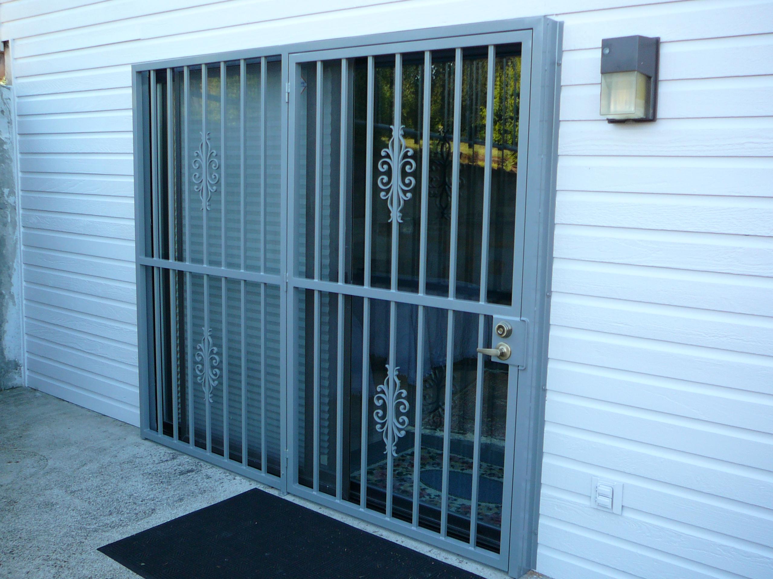 Patio door security devices patlock the door security for Home door security devices