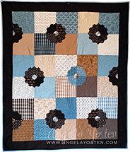 Baby Gears Quilt