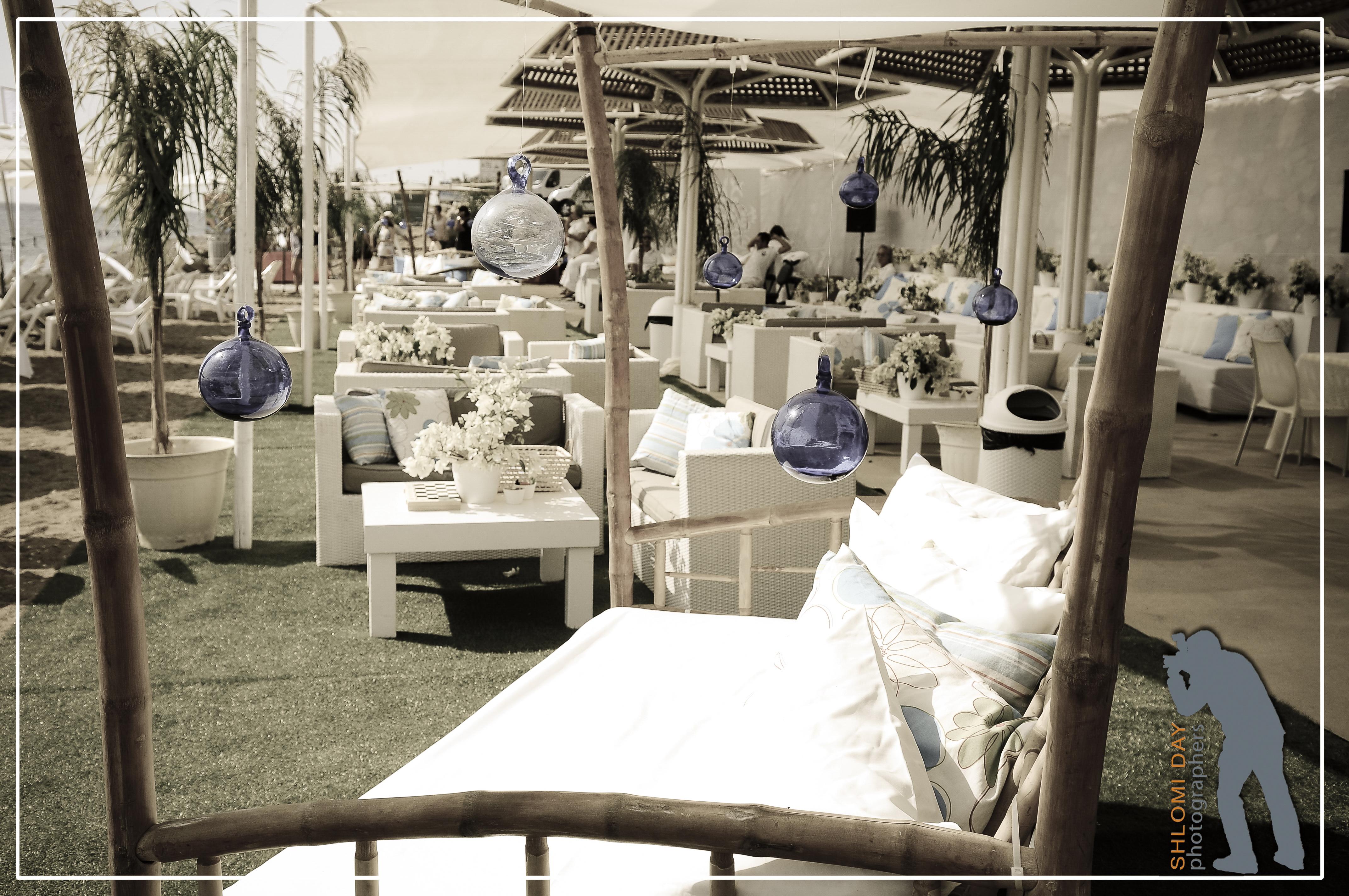 organiser une beach party eilat - Mariage Eilat