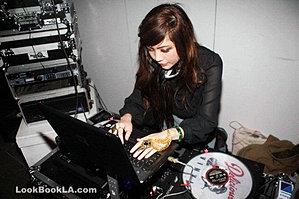 Amy Pham DJ's Freakcity, Los Angeles